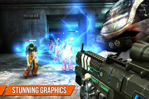 DEAD TARGET: Zombie Shooting apkdebit screenshots 11