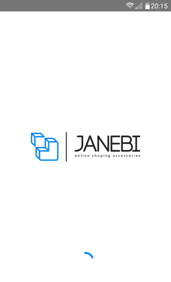 Janebi- screenshot