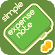 Simple Expense Note apk