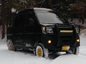 ハイゼットデッキバン  G 4WD のカスタム事例画像 純正バンパー改さんの2021年01月10日20:43の投稿