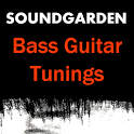 Soundgarden Bass Guitar Tunings for All Songs App icon