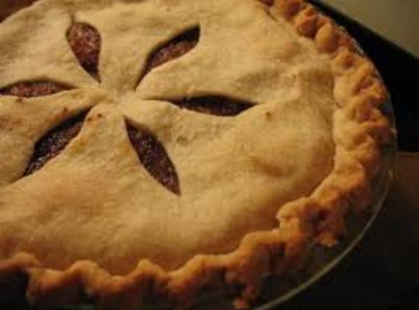 Mock Mince Pie Recipe