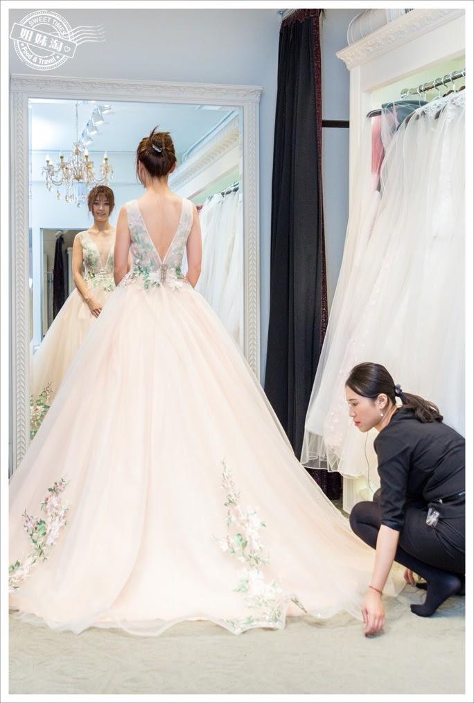 聖羅雅婚紗漂流美