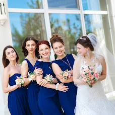 Wedding photographer Elena Barachevskaya (barachevskaya). Photo of 03.10.2017