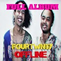 Fourtwnty Full Album 2020 Offline icon