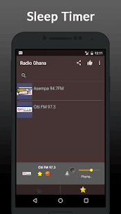 Radio Online Ghana - náhled