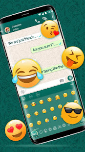 App Keyboard Theme For Whatsapp APK for Windows Phone