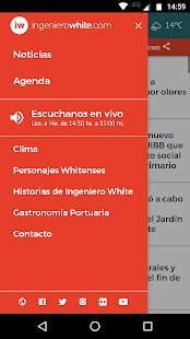 IngenieroWhite.com- screenshot thumbnail