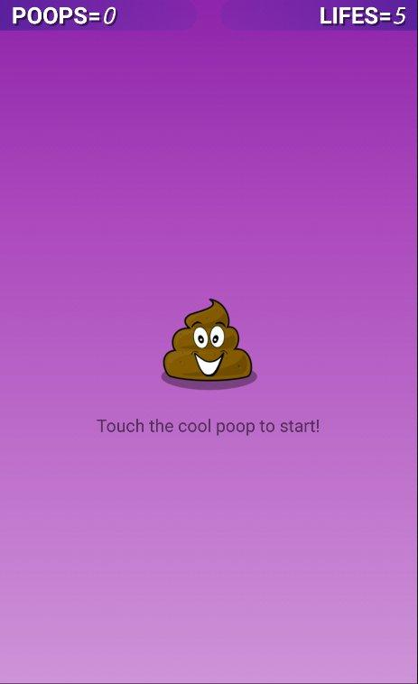 Touch the Poop!- screenshot