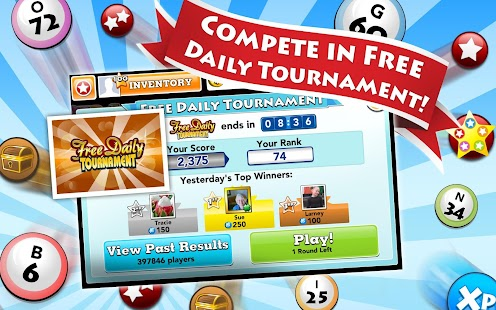 Bingo Blitz: Bingo+Slots Games- screenshot thumbnail