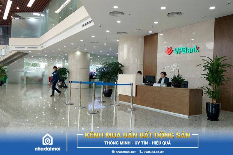 tiện ích tòa nhà vpbank