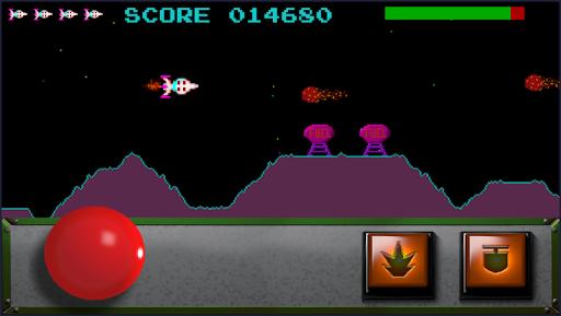 Code Triche Classic Scramble Arcade apk mod screenshots 4