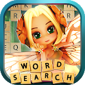 Word Search: Magical Lands - Hidden Words Puzzle icon