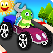 Fun Kids Car Racing