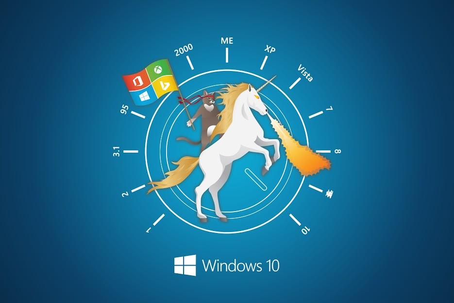 Download Windows 10 RTM ISO Official
