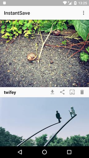 InstantSave for Instagram  screenshots 1