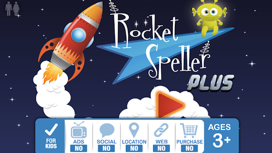 Rocket Speller PLUS- screenshot thumbnail