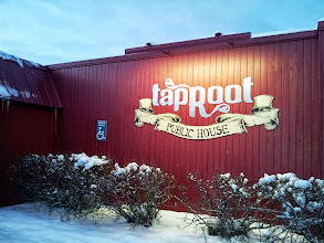 Photo: Taproot is a cool craft beer pub in Anchorage.