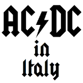AC/DC in Italy