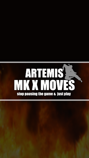 Artemis MKX Moves