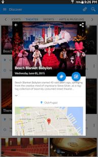 eventseeker - events, concerts - screenshot thumbnail