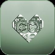 3-Minute Dollar Origami  Icon