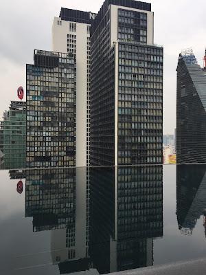 Grattacieli di Bangkok  di Fabien