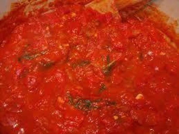 Pressure Cooking Marinara Sauce (sallye) Recipe