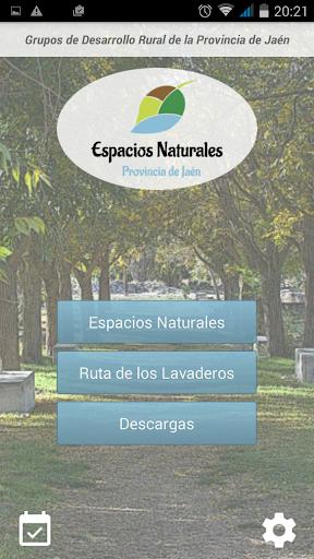 Espacios Naturales de Jaén