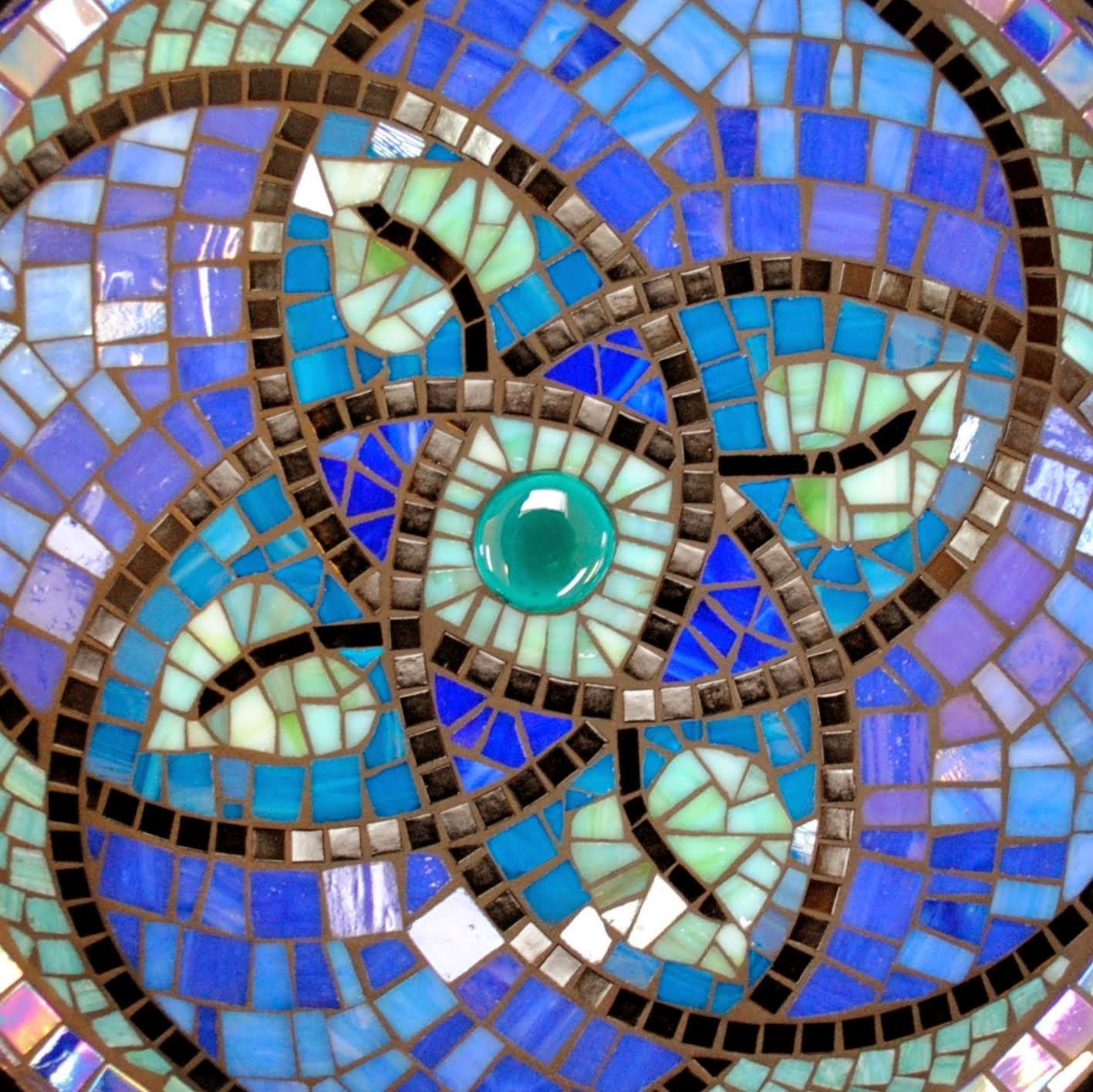 Mosaic Garden Accents