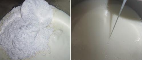Eggless Chocolate Marshmallow Sponge Cake Recipe written by Kavitha Ramaswamy of foodomania.com