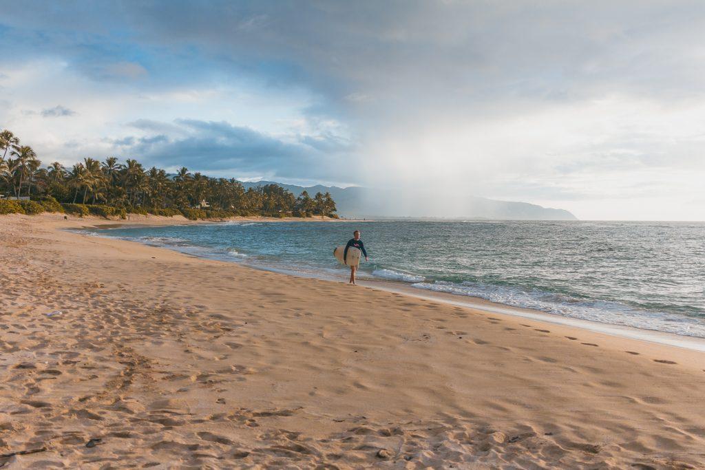 Laniakea Beach Park - 5 Best North Shore Oahu Beaches