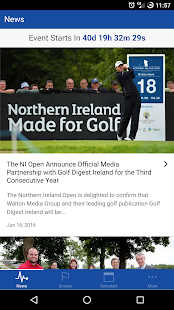 NI Open- screenshot thumbnail