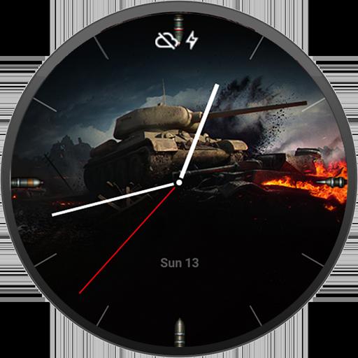 Unofficial WoT Watch Face