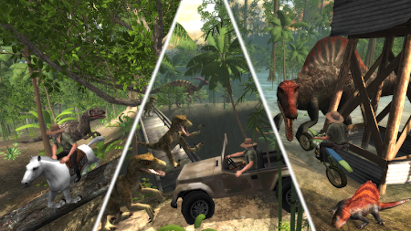 Dino Safari: Evolution-U APK screenshot thumbnail 2