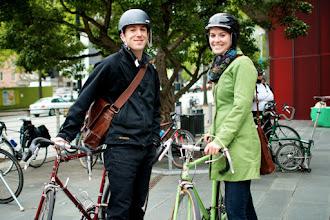 Photo: Bike to Work 12: Photogenic