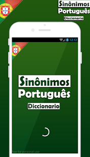 Portuguese Synonym Dictionary - náhled