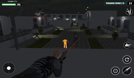 Secret Agent Stealth Spy Game screenshot 19