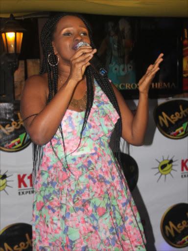 Amani unveils Kizungu Zungu single