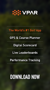 VPAR Golf GPS & Scorecard- screenshot thumbnail