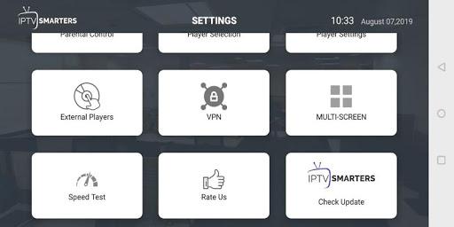 IPTV Smarters Pro 2.2.2.1 screenshots 5