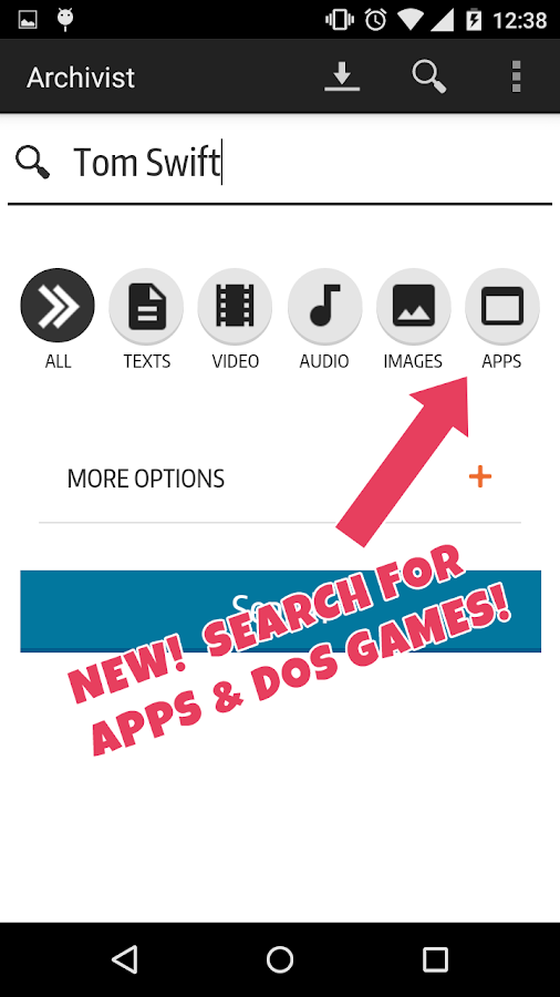 Archivist android apps on google play archivist screenshot fandeluxe