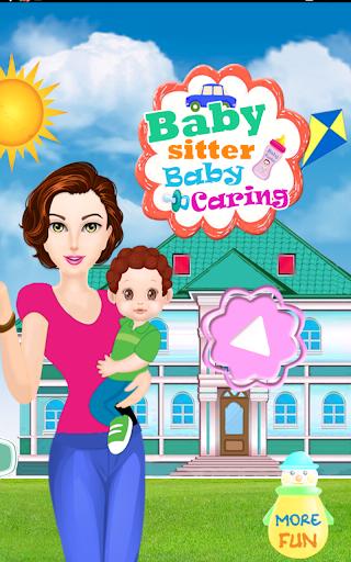 베이비 케어 아기 게임