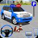 4 x 4 警察 ジープ パーキング 極端な ゲーム 3D