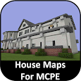 House MCPE Maps for Minecraft apk
