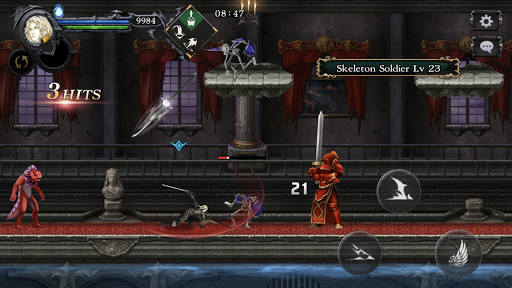 Castlevania Grimoire of Souls 1.0.1 screenshots 2