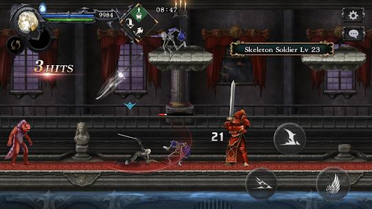 Castlevania Grimoire of Souls Apk Mod God Mod 2