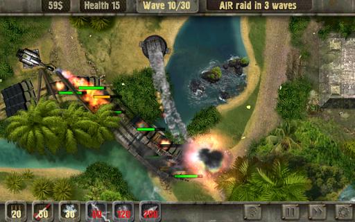 Defense Zone - Original APK MOD screenshots 2