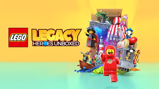 LEGO® Legacy: Heroes Unboxed Varies with device screenshots 1