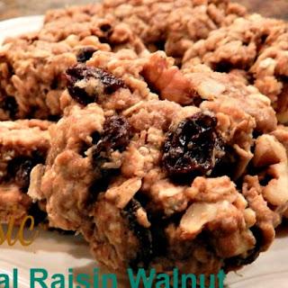 Oatmeal Walnut Cookies Recipes